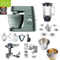 Spezial-Paket Kenwood Chef XL Titanium KVL 8320S Küchenmaschine