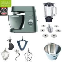 Kenwood Chef XL Titanium KVL 8320S Küchenmaschine mit Multi-Paket