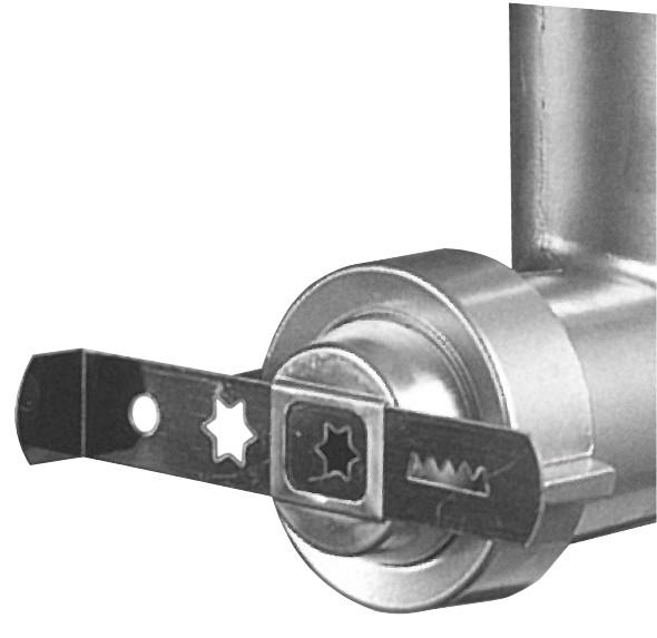 Kenwood Spritzgebäckvorsatz SGV 8 AT 462
