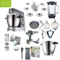 KENWOOD KM 096 COOKING CHEF MIT PROFI-PAKET